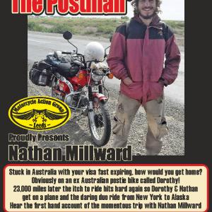 Nathan Millward Poster